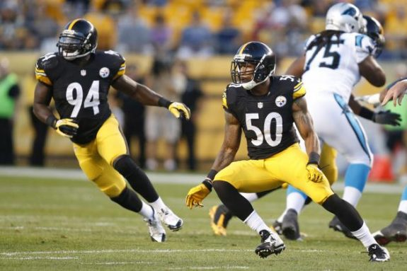 Steelers Defense Getting Banged Up Early in Battle with Eagles