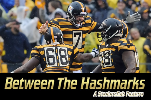 Between the Hashmarks: Steelers incredible in win over Colts
