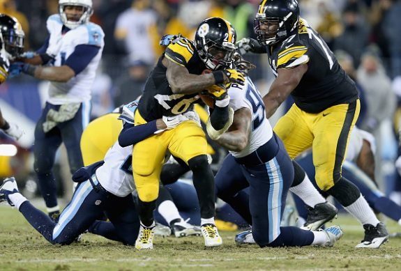 Jekyll and Hyde: Steelers Rally From Down 11 To Top Titans 27-24 In Nashville