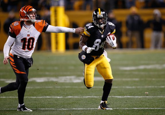 Steelers Win AFC North, Top Bengals 27-17 to Move on to Host Ravens