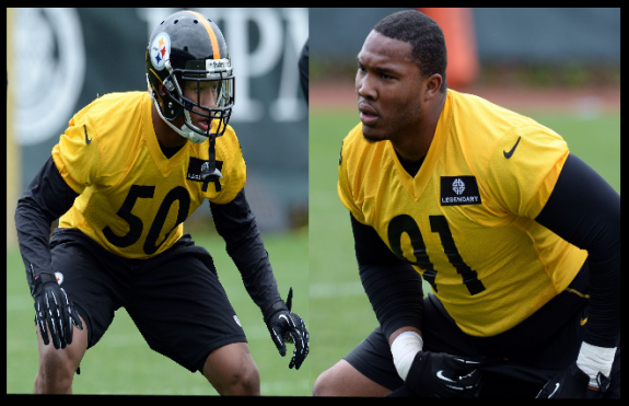 Can Shazier and Tuitt Take Steelers Defense To Another Level