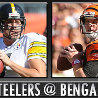 Team comparison: Steelers vs Bengals (Week 14)