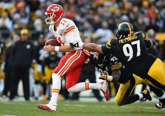 Can the Steelers Find a Pass Rush in 2015?