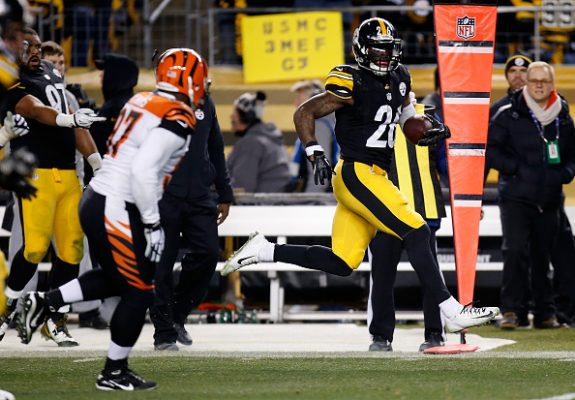 Steelers RB Le'Veon Bell Out of the Pro Bowl