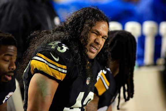 Steelers Quiet On Polamalu Returning for 2015