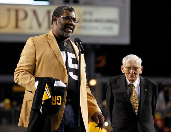 'Mean' Joe Greene: The Best Steelers Player There Ever Was