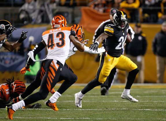 Steelers RB Bell Likely To Be Suspended Two Games For Drug Charges