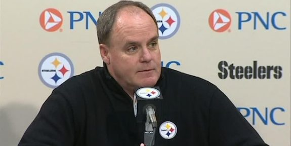 Kevin+Colbert+General+Manager+Pittsburgh+Steelers