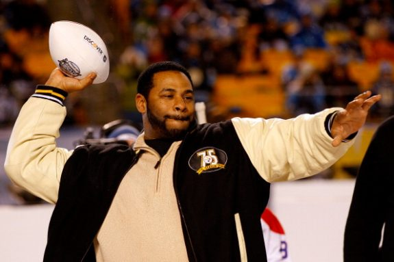Bettis Compares Polamalu Situation With That of Hines Ward After 2011 Season
