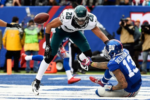 Report: Steelers with Interest in Free Agent CB Cary Williams