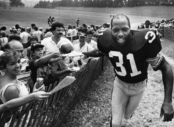 Steelers SuperBowl Stud Donnie Shell Inducted Into Black College Football Hall of Fame