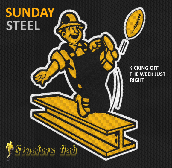 Sunday Steel Steelers Gab Image