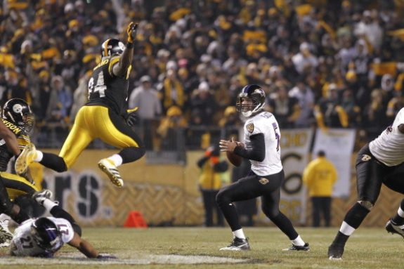 Divisional Playoffs - Baltimore Ravens v Pittsburgh Steelers