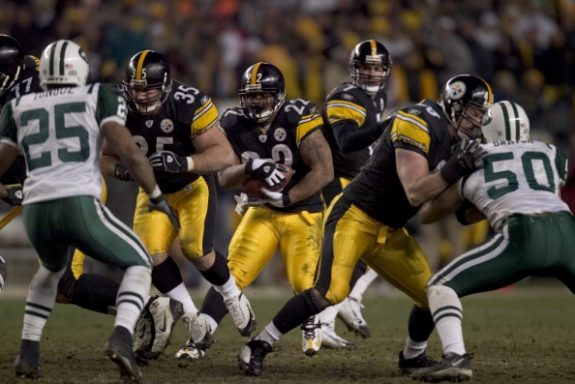 NFL FOOTBALL 2005: Wild Card Weekend