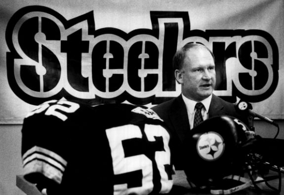 Mike Webster - Pittsburgh Steelers