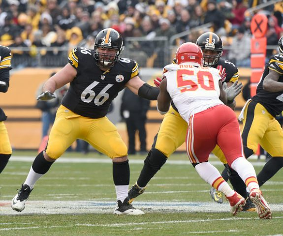 Steelers Pick Up Fifth Year Option On Guard David DeCastro