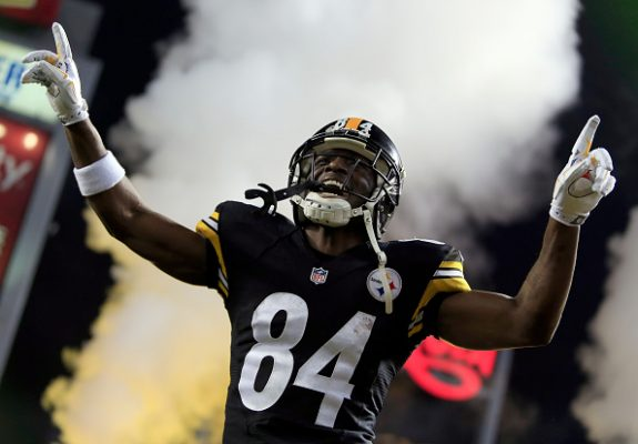 "Steelers WR Brown: ""Can Not Wait to Get back With My Teammates"""