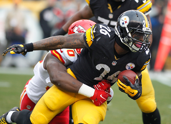 Le'Veon Bell shows Steelers what they've been missing in Chiefs win