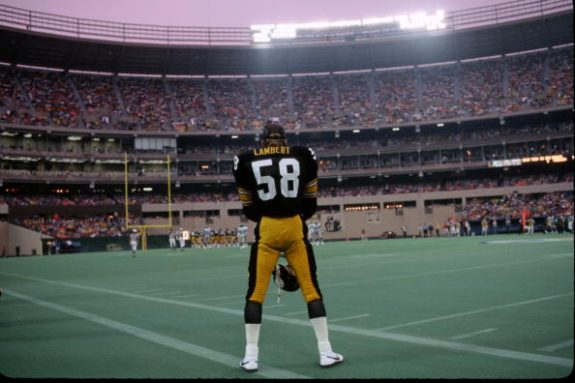 Pittsburgh Steelers Jack Lambert