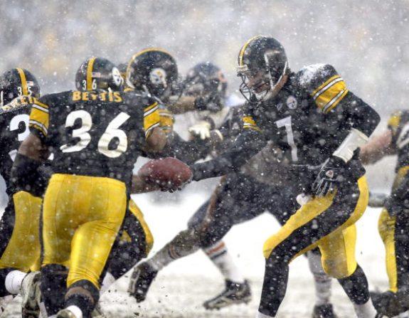 Chicago Bears vs Pittsburgh Steelers - December 11, 2005