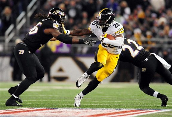 Video: Le'Veon Bell 2014 Highlights