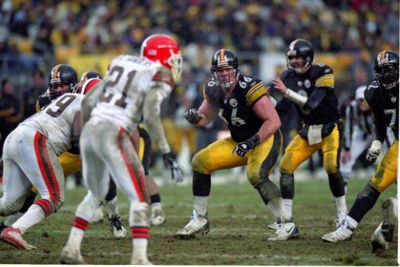 Steelers Alan Faneca