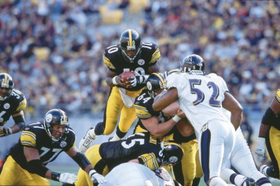 Pittsburgh Steelers QB Kordell Stewart
