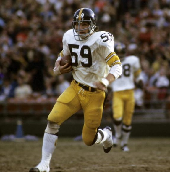 Pittsburgh Steelers vs San Diego Chargers - December 17, 1972