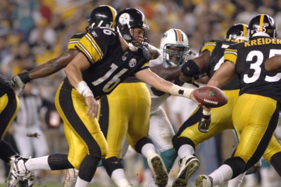 Miami Dolphins vs Pittsburgh Steelers - September 7, 2006