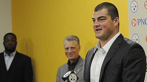 David+DeCastro+Pittsburgh+Steelers+Draft+2012