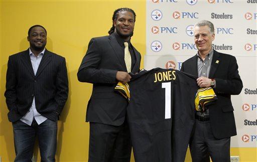 Jarvis Jones, Arthur J. Rooney II, Mike Tomlin