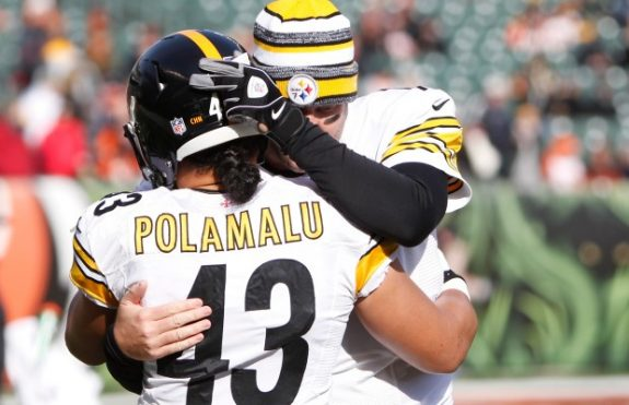 Videos: Troy Polamalu greatest hits and highlights