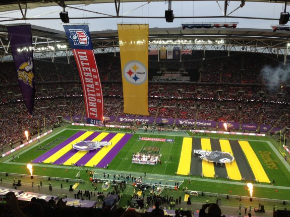 Cooper:  How the Steelers Are Viewed in the UK