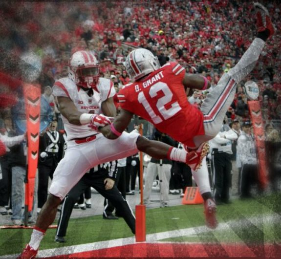 Ohio State Defensive Back Doran Grant Joins Steelers In Round Four