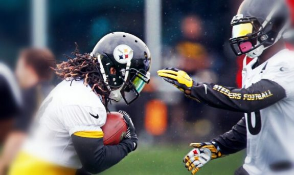 No Need To Doubt DeAngelo Williams