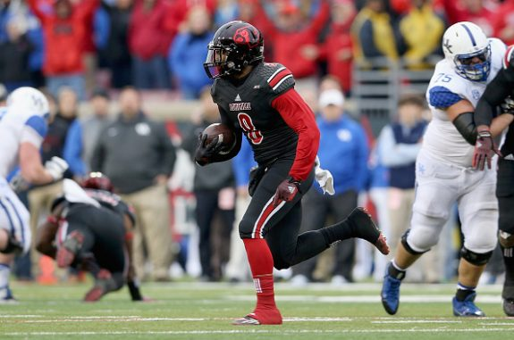 Steelers Draft Jim Thorpe Winner Safety Gerod Holliman in Round 7