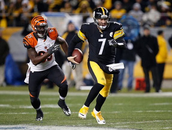 Banks: Steelers Will Fall Back to .500 in 2015