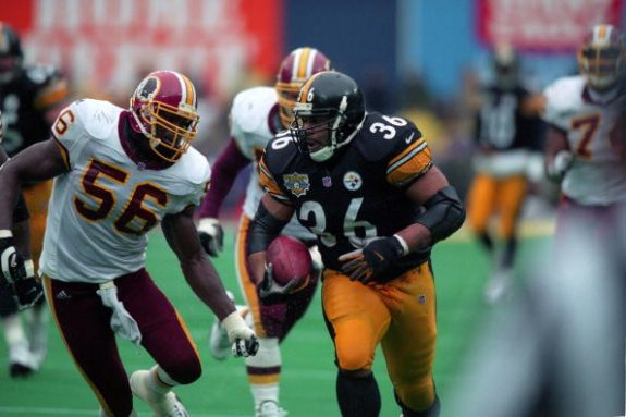 Steelers Jerome Bettis