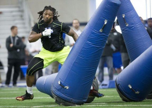 Steelers Draft The Wildcat Sensation