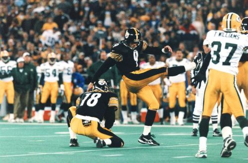 Hear Former Steelers Kicker Norm Johnson Talk About His Arrival in the Steel City in 1995
