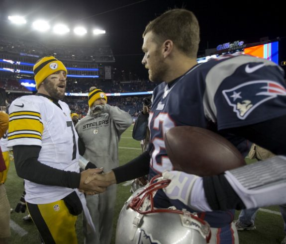SI's Banks Looks At Steelers-Patriots Opener 100 Days Till Kickoff