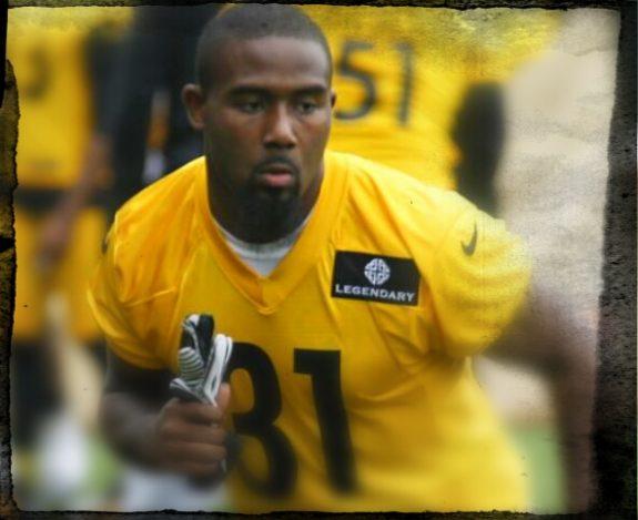 Gerod Holliman Steelers