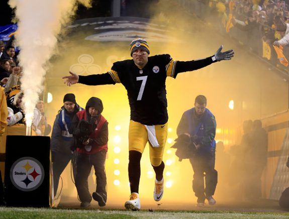 Video: Roethlisberger on His New Deal, PAT Change, Red Zone