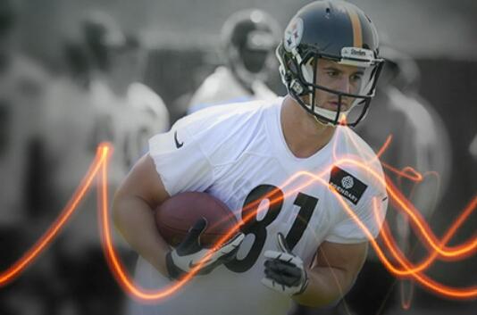 Jesse James Steelers
