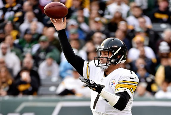 Roethlisberger Ranks Fifth in All Current QB's According to SI.Com