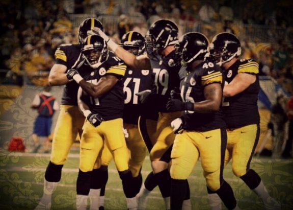 Steelers 2014