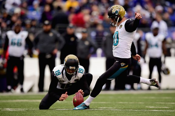 Steelers Make Deal with Jaguars for Kicker Josh Scobee