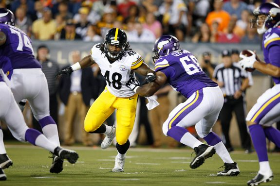 Pittsburgh Steelers v Minnesota Vikings