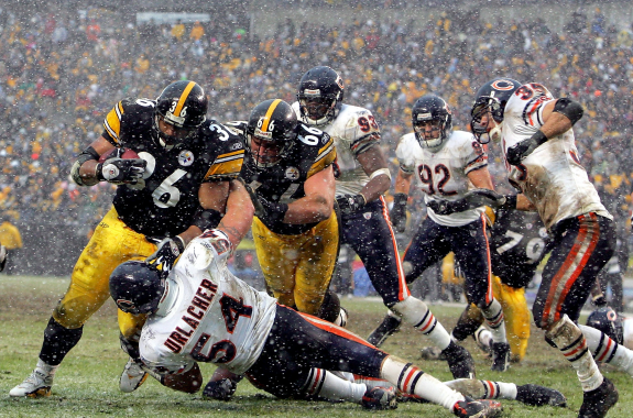 Five Jerome Bettis videos display why he is in Pro Football Hall of Fame