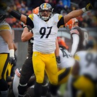 2015 Pittsburgh Steelers Training Camp: Defensive Line